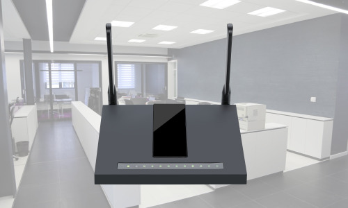 VoIP router China
